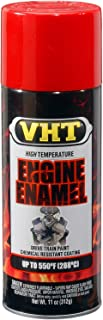 VHT SP121 Engine Enamel Universal Bright Red Can - 11 oz.