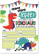 Dinosaur Stationery Printable