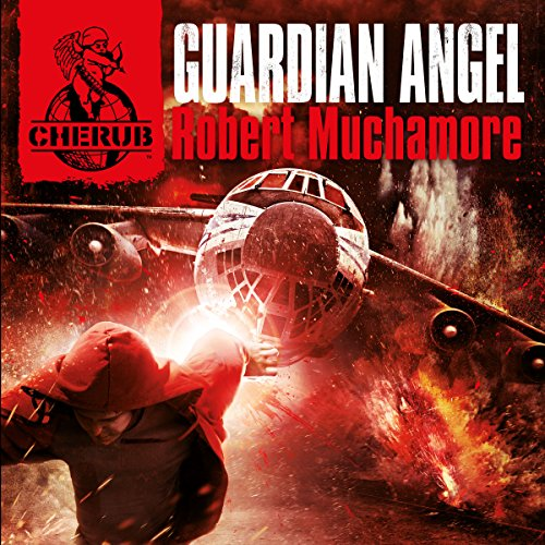 Cherub: Guardian Angel audiobook cover art