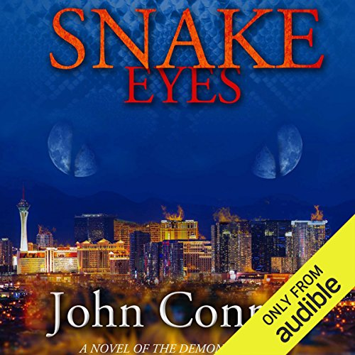 Snake Eyes audiobook cover art