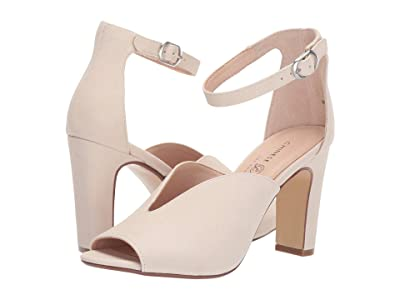 Chinese Laundry Starley (Ecru) High Heels