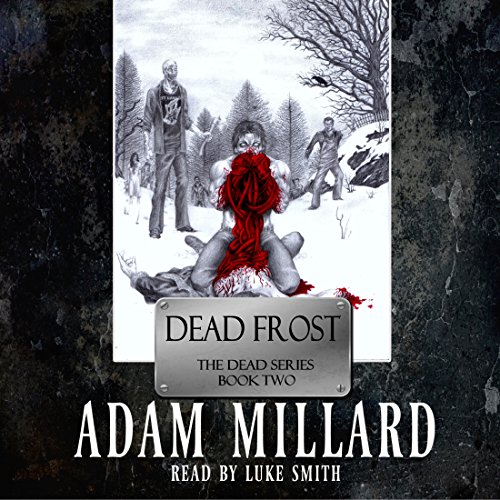 Dead Frost audiobook cover art