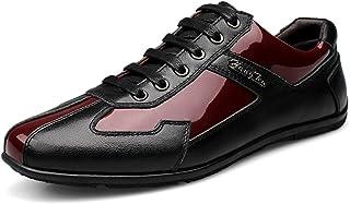 Miyoopark Boy's Men's Color Block Sport Waterproof Fashion Sneakers