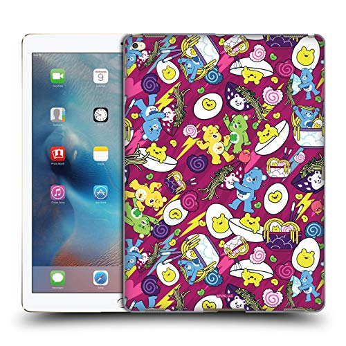 Official Care Bears Ramen Sushi Pattern Sweet And Savory Hard Back Case Compatible for Apple iPad Pro 12.9 (2015)