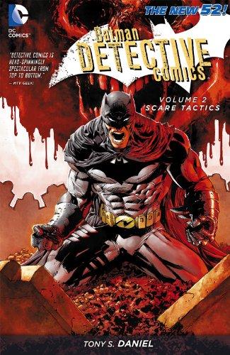 Batman: Detective Comics (2011-2016) Vol. 2: Scare Tactics (Batman - Detective Comics) (English Edition)