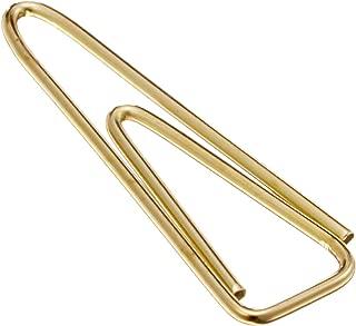 ベロス Vゼムクリップ 小 400g V-403 ゴールド