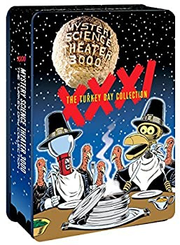 Mystery Science Theater 3000  The Turkey Day Collection  XXXI  [Limited-Edition Collector s Tin] by Joel Hodgson
