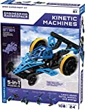 Thames & Kosmos Engineering Makerspace Kinetic Machines Science Experiment Kit.