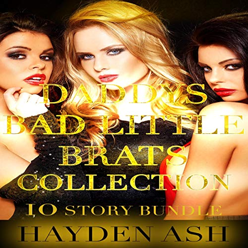 Daddy's Bad Little Brats Collection Titelbild