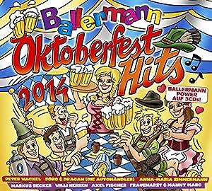 Ballermann Oktoberfest Hits 2014