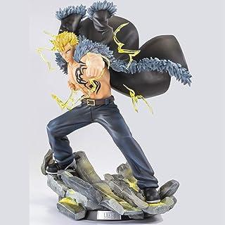 Fairy Tail Figure Laxus Dreyar Statue Lemon666