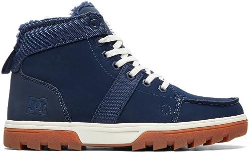 DC chaussures Woodland - Bottes à lacets - Femme - EU 39 - Bleu