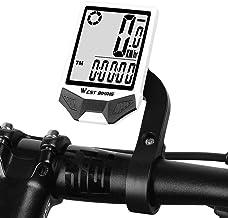 WESTGIRL Ciclocomputador inalámbrico impermeable para bicicleta, velocímetro cuentakilómetros, velocidad táctil del ordenador, accesorios para ciclismo