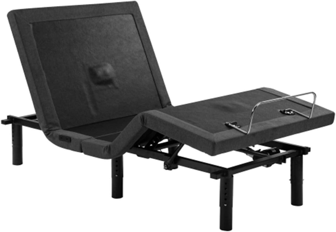 YANGLIYU Adjustable Bed Base with 2 USB Charge Ports, Adjustable