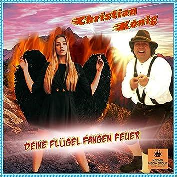 Deine Flügel fangen Feuer (Party-Mix)