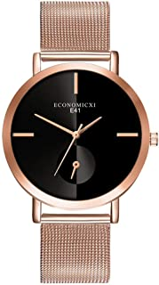 Women's Watch,Rose Gold Women Watch Business Quartz Watch Ladies Female Wrist Watch,Sport/smart/digital wrist watch