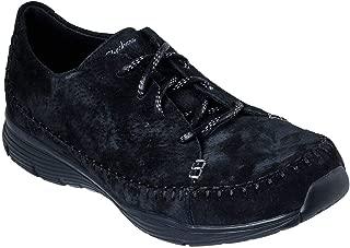 Skechers Seager-Prospect-Moc-Toe 无缝系带运动鞋,经典款