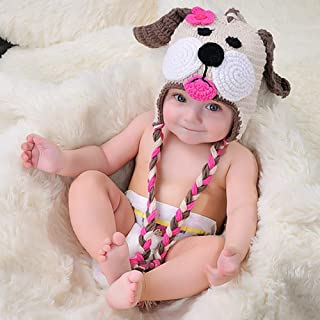 EFANBABY Crochet Baby Hat Infant Hats Toddler Baby Girl Beanie for Boy Girl Gifts