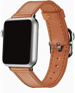 Best apple leather band 38mm Reviews