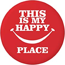 Little India This is My Happy Place Fridge Magnet (MGN202)