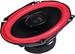 Best CERWIN VEGA V468 6-Inch x 8-Inch 400 Watts Max/75Watts RMS Power Handling 2-Way Coaxial Speaker Set Review