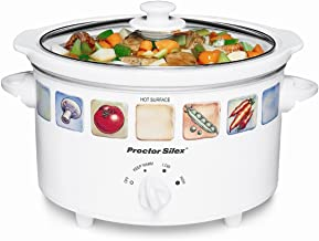 Proctor Silex Oval Slow Cooker