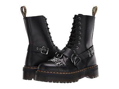 Dr. Martens Jadon Hi Stud (Black) Shoes