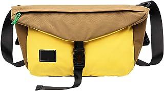 Crossbody Bag Women's Fashion Waist Bag Men's Shoulder Bag Leisure Sports Bag Adjustable Shoulder Strap Outdoor Small Backpack