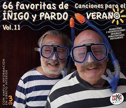 66 Favoritas Iñigo Y Pardo Vol.11 (Canciones Para El Verano)
