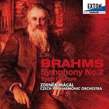 Brahms: Symphony No. 2 & Tragic Overture