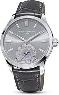 Frederique Constant Silver Dial Men's Horological Smartwatch FC-285LGS5B6