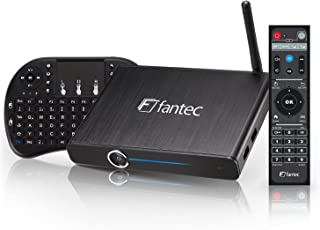 FANTEC 4KS6000 4K Ultra HD en 3D Full HD Media Player
