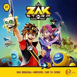 Captain Zak Titelbild