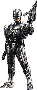 Hiya Toys Robocop 3: Battle Damaged Robocop 1:18 Scale Action Figure, Multicolor