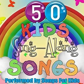 50 Kids Sing-Along Songs