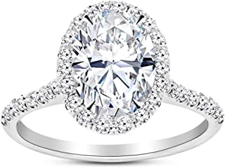 Best french halo engagement ring Reviews