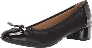 """GEOX Womens Carey 32 Ballet Shoe, 3/4"""" Heel"""