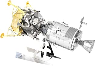 Fascinations Metal Earth Apollo CSM with LM 3D Metal Model Kit