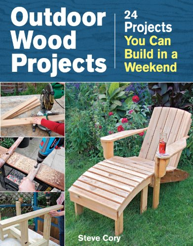 Compare Textbook Prices for Outdoor Wood Projects: 24 Projects You Can Build in a Weekend  ISBN 9781621138082 by Cory, Steve