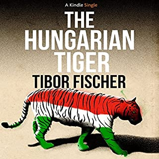 The Hungarian Tiger cover art