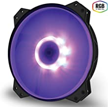 Cooler Master MF200R RGB High Airflow in-Take Fan for Computer Case