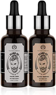 The Man Company Beard Growth Duo