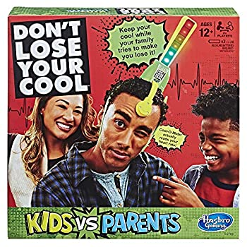 Hasbro Gaming Don't Lose Your Cool Kids vs Parents Interactive Game Family Toy WLM8 68935