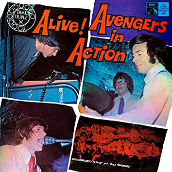 Alive! Avengers In Action