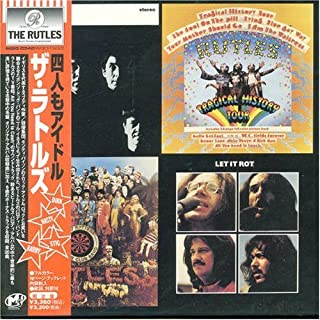 The Rutles by The Rutles (2007-12-15)