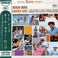 ALL SUMMER LONG (MINI LP SLEEVE) by THE BEACH BOYS (2008-06-11)