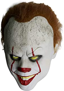 Best pennywise clown halloween mask Reviews
