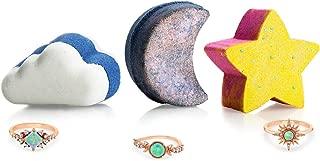 fragrant jewels bath bombs starry night
