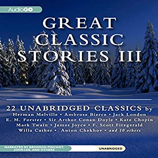 Great Classic Stories III audiobook cover art