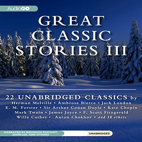 Great Classic Stories III copertina